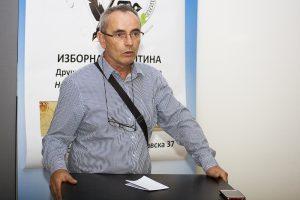 Петар Кочић, председник ДНВ-а