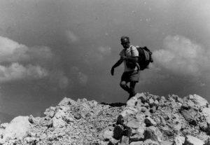 НЕЗАУСТАВЉИВ – Дучевић на врху Камнишких алпи 1964. године