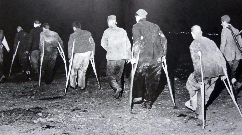 """СВЕДОК – Рањени партизани овековечени фотографијама репортера """"Лајфа"""""""