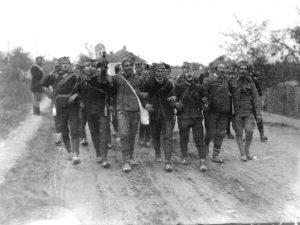Радо Србин иде у војнике-Регрути из села Жабаре