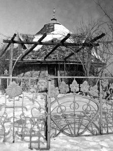 ОКРУГЛА КУЋА – Атрактивна викендица у Фрушкој гори