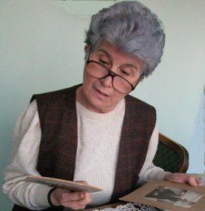 Загорка Самарџић,пензионисана васпитачица из Новог Сада,сачувала је рукопис необјављене књиге о Футогу