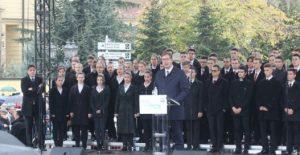 Обраћање председника Александра Вучића