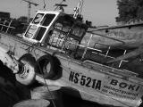 ФОТО: Гробље бродова код некадашњег бродоградиишта на Рибарскомострву