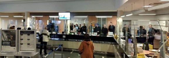 Poštari u štrajku - foto: Mojnovisad.com