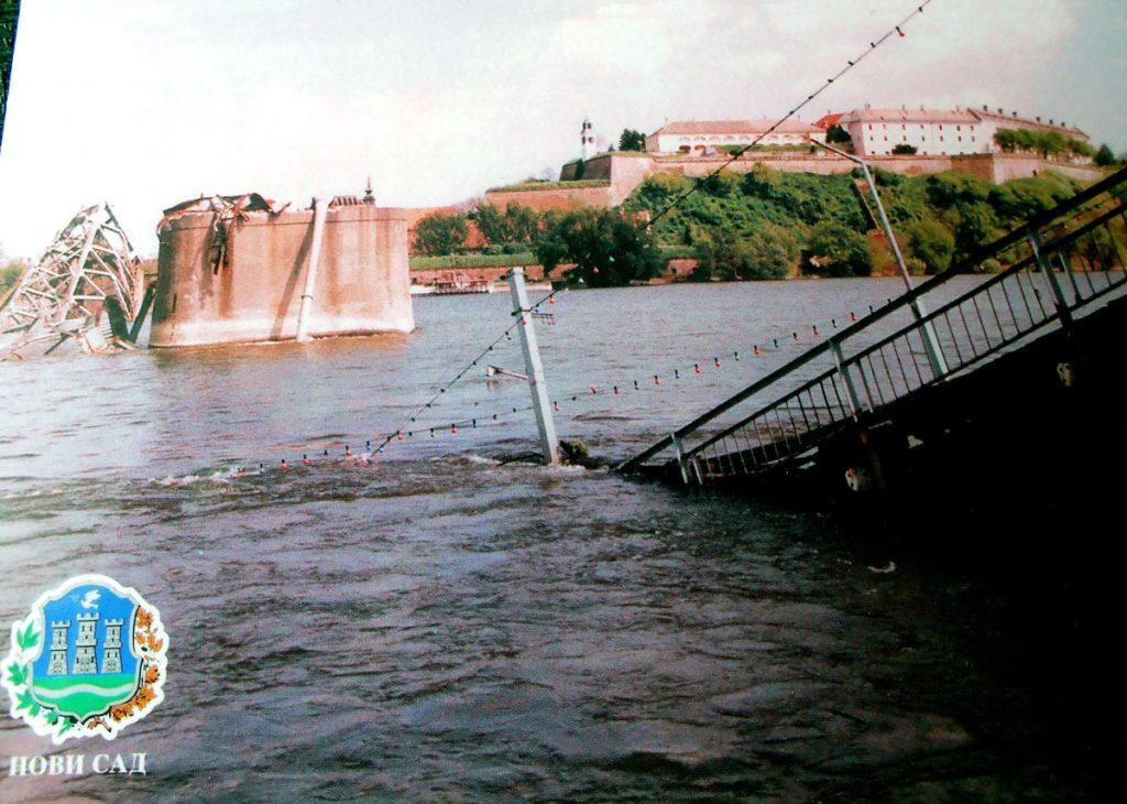Варадински мост-фото: Миљан Чубрановић